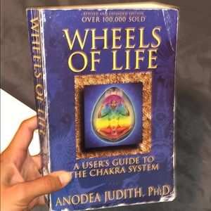 Wheels of Life Chakra Book